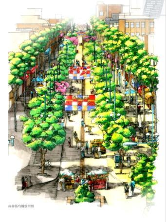 大连中庚香海小镇环境景观设计——阿特森图片