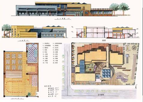 托儿所幼儿园建筑设计规范