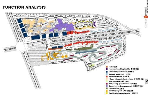 连云港商务核心区规划及城市设计咨询2010——edaw