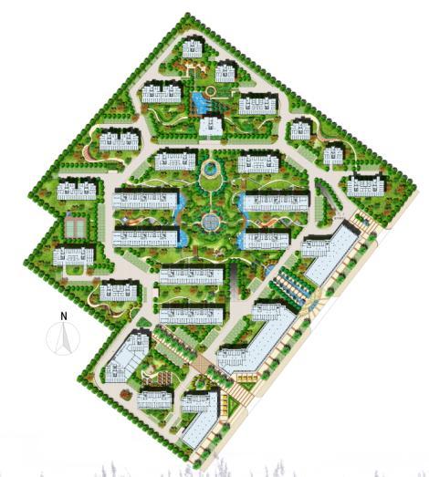 园林快题设计平面图_风景园林手绘平面图手绘景观快