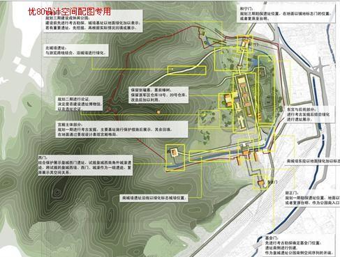 杭州历史文物风景区分布