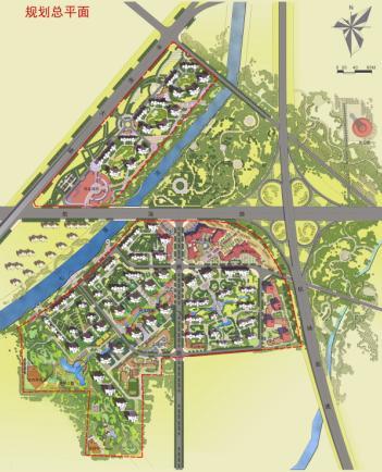 美景柒城-郑州七里河城中村改造项目方案设计——中建国际