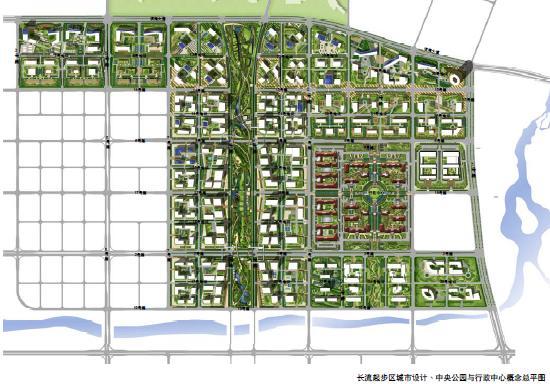 秦皇岛市道路绿化改造设计方案2011——土人 南京万达广场78号地景观