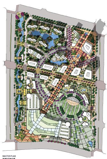 青岛国际啤酒节修建性详细规划2009—— 华东院
