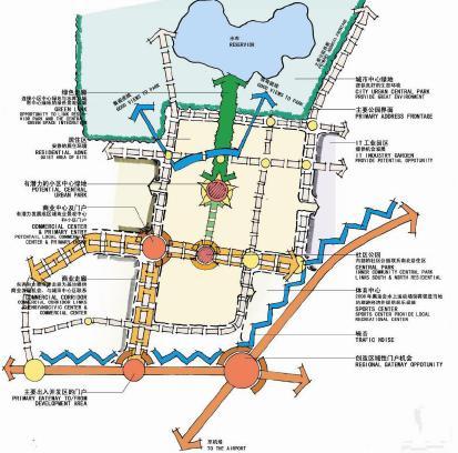 城阳区街道地图