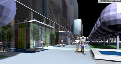 宁波万达广场公寓及酒店环境设计 ——美国奥斯本