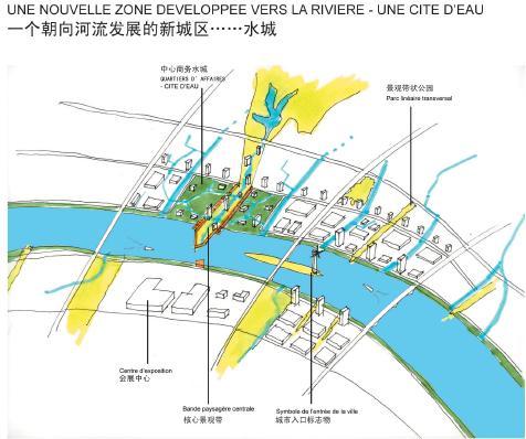 广州市琶洲—员村地区城市设计——广州市规划院