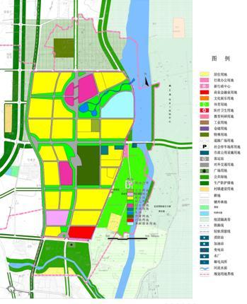 北京顺义新城规划与城市设计-阿特金斯