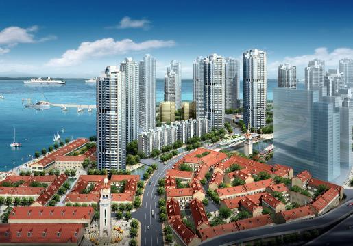 青岛和黄.小港湾项目规划方案2008——陈世民