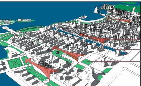 海口外滩城市设计国际竞赛——北京新都市图片
