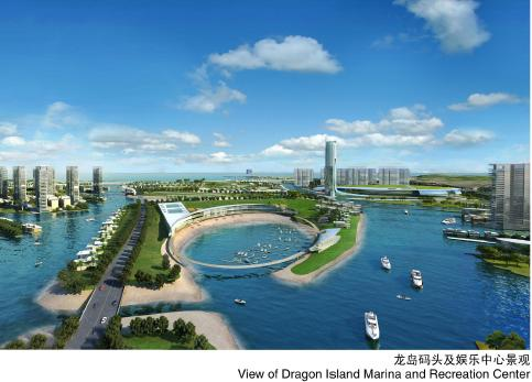 青岛鳌山湾新城概念规划及城市设计竞赛2009——nbbj