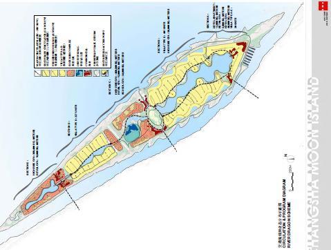 长沙月亮岛度假社区总体规划2009