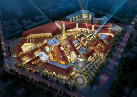 青岛云南路商业项目改造第一轮设计概述