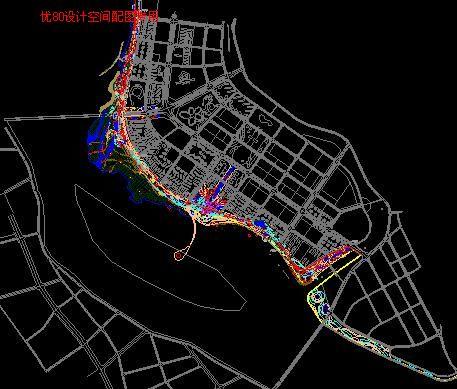 北海龙港新区地图