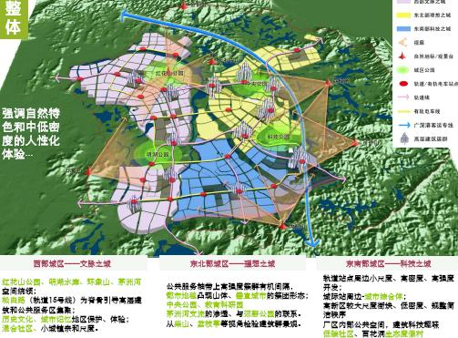 深圳光明新区整体城市设计2010——中规院