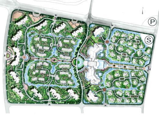 隆规划�_海南文昌东方高隆湾规划建筑设计方案2010——豪张思