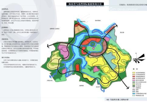 泰安化马湾西庄规划图