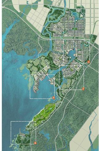 广西钦州市滨海新城城市设计方案征集2009——英国迈克斯