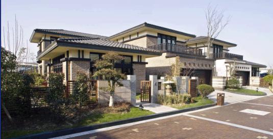 ccdi新中式建筑设计