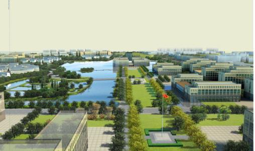 浙江大学紫金岗校区景观规划设计——浙大设计院