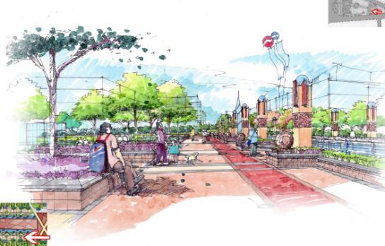 漳州人民廣場景觀規劃設計2010