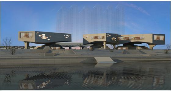 桐庐市城市规划展览馆概念设计2012 思纳史密斯