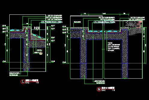 成都悦城住宅小区园林景观施工图——棕榈-优80设计