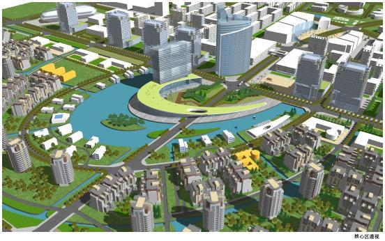 成都温江现代农科城产业研究及概念设计