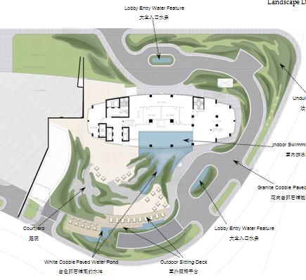 洛阳希尔顿酒店景观概念设计2010——dlc