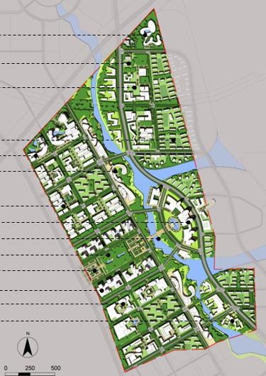 廊坊现代服务产业园区发展规划2011