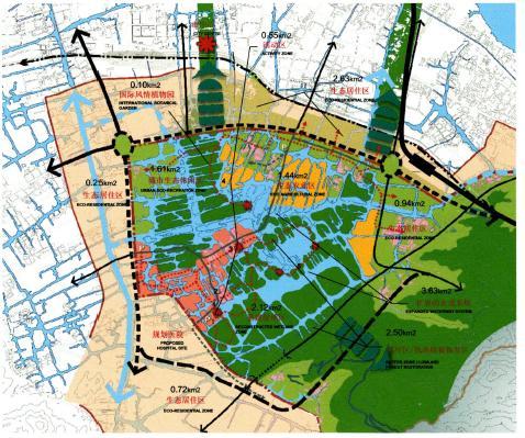 温州生态园区总体规划——eda国际