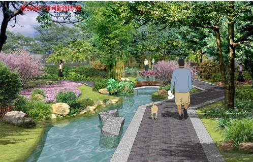 西安龙湖紫都城景观设计方案——新西林