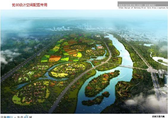 灵川县甘棠; 田园风光绿色农田鸟瞰摄影高清图片;