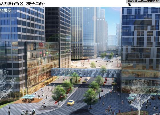 交子坊混合商业街区及天府大道街道城市设计2011