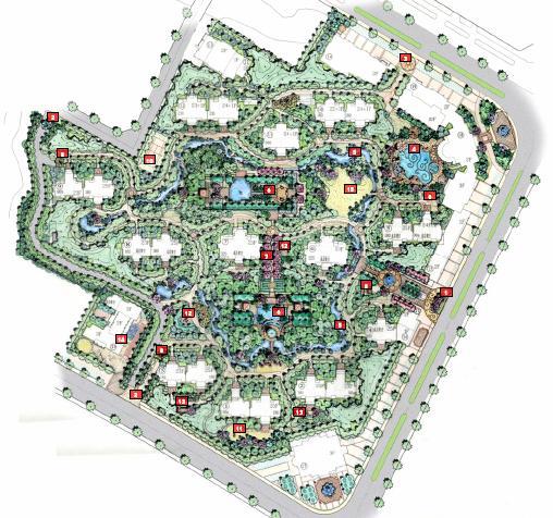 台州刚泰一品景观深化设计2011——泛亚国际