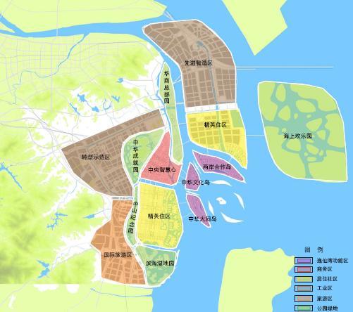 庐山西海风景名胜区湖岛旅游开发概念性规划设计2013——浙江远见