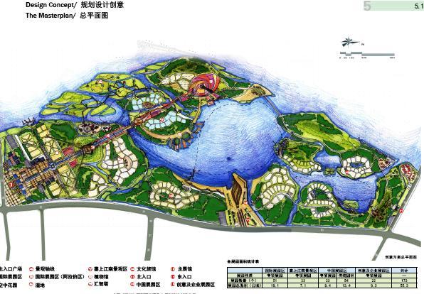 2015中国银川国际园林博览会规划设计创意方案征集