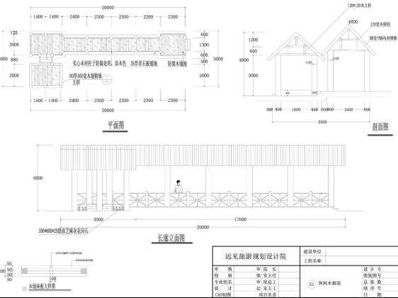 平利天书峡景区游步道设计方案2012——远见旅研