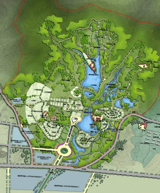 青岛世园会结束以后_2014青岛世园会规划与科技应用大盘点-优80设计空间