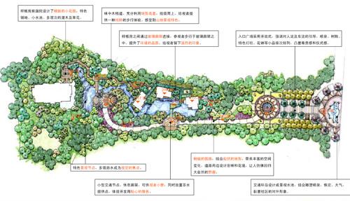 重庆鹏润蓝海b区景观概念设计——泛亚国际