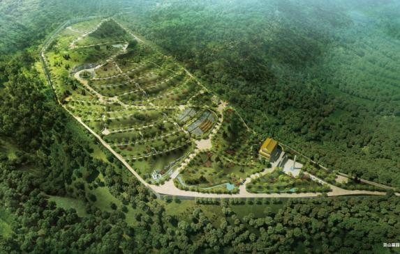 法门寺灵境园概念规划设计方案