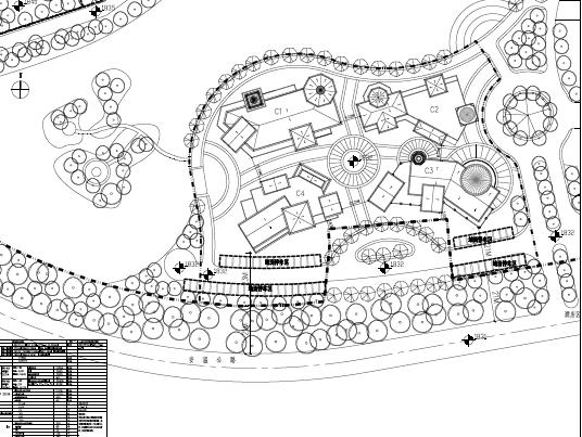 建筑平面图手绘图片