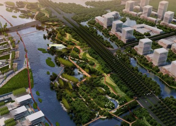 市民廣場景觀規劃設計