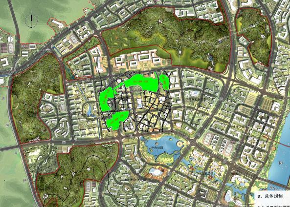 武夷新区南林片区森林公园景观概念规划2013 惟上
