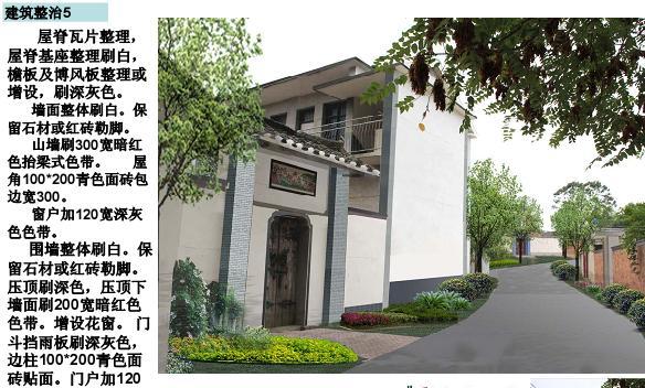 安徽省巢湖市黄麓镇上吴村美好乡村建设规划2015