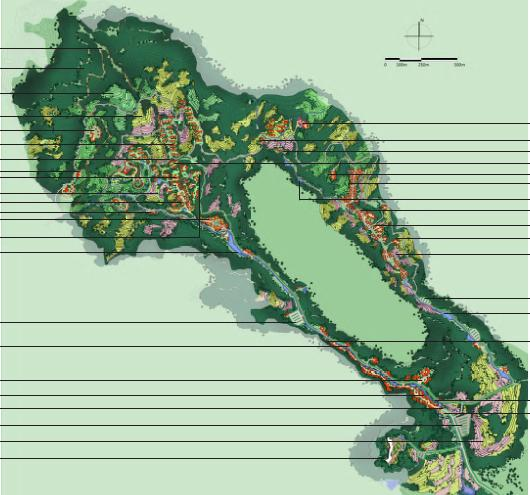 青岛九龙轩文化旅游产业园策划及概念性规划2014