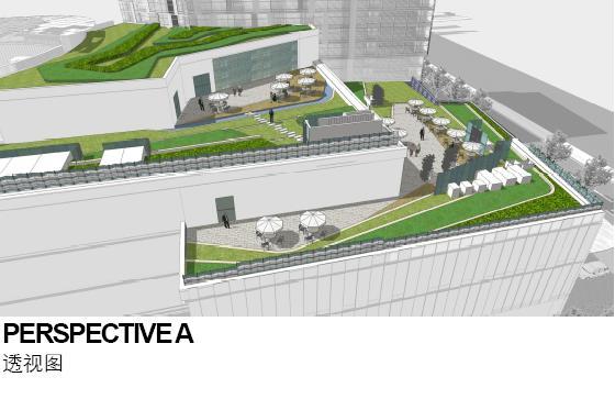 上海旭輝商業廣場景觀設計定稿2011——hassell