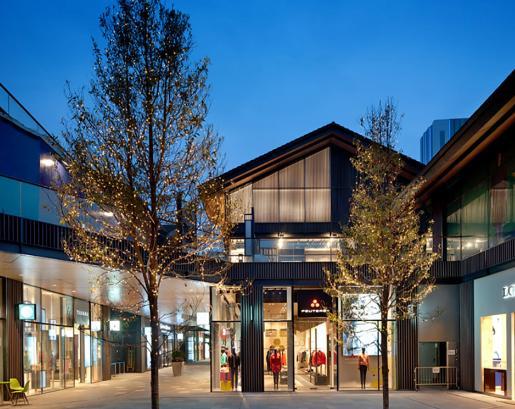 成都大慈寺商业太古里图纸综合体建筑设计远洋cadv商业玻璃房设计图图片