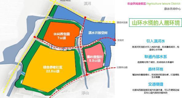 鹤壁市浮山郊野森林公园概念规划深化2014