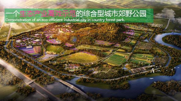 鹤壁市浮山郊野森林公园概念规划深化修改终稿